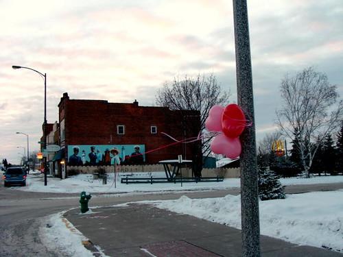99 Heart-Shaped Luftballons.