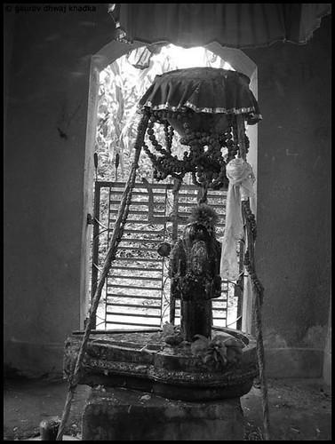 Shiva Linga by Gaurav Dhwaj Khadka