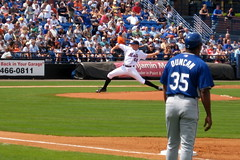 Spring Training - Tradition Field - Jonathan Niese