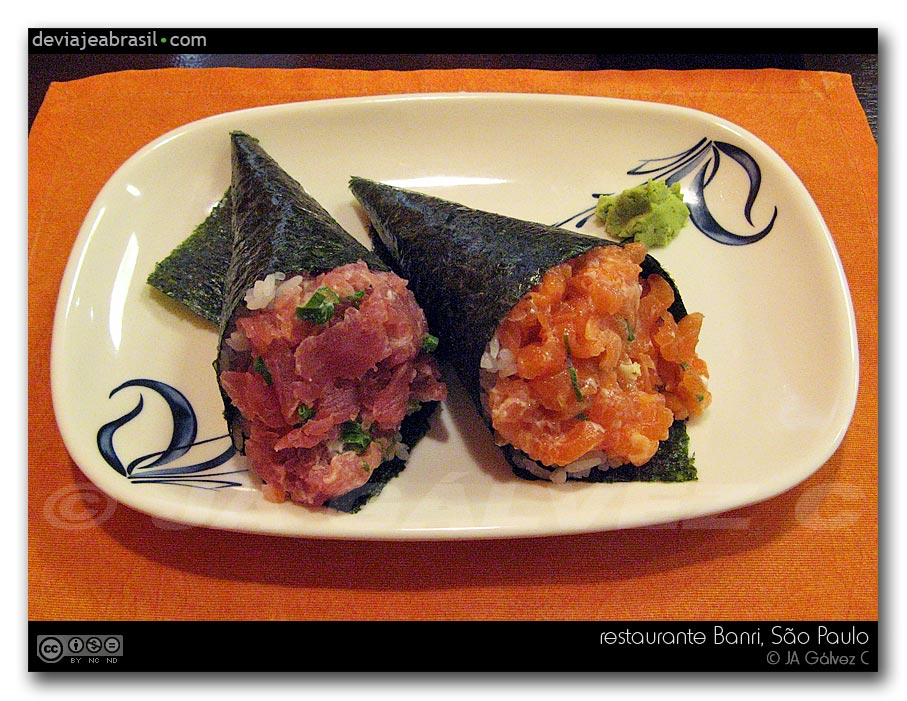 restaurante Banri
