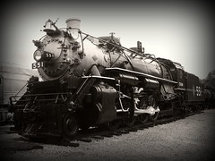 Museum of Transportation (Adventurer Dustin Holmes) Tags: railroad museum train tren engine zug rr trains engines historical locomotive museums trem treno steamengine trein trainyard stlouiscounty steamlocomotive railroading museumoftransportation  551   stlouiscountypark stlouiscountyparks  weststlouiscounty wstlouiscounty transportmuseumassociation transportmuseumassoc