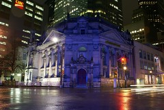 Hockey Hall of Fame (Jim U) Tags: toronto landscape cityscape yongestreet frontstreet sony100 minolta20mm28