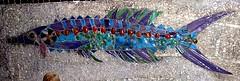 Mosaic of Róth Miksa (stiglice - Judit) Tags: mosaic budapest róthmiksa