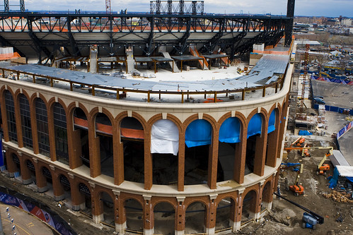 The almost complete Jackie Robinson Rotunda