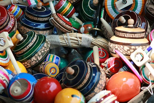 Mexican Traditional Toys