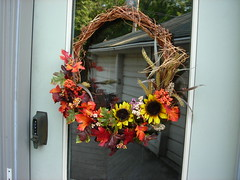 Ivy Wreath 3, fall 2007