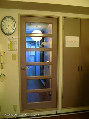 5662房間跟澡間廁所有隔門