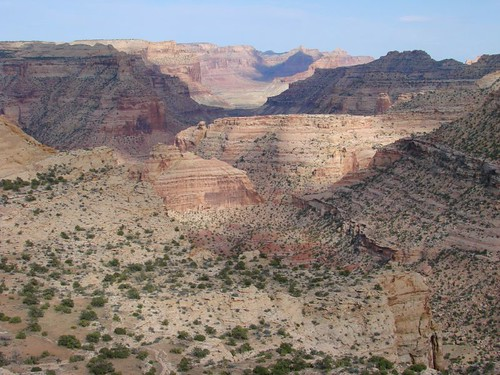 San Rafael Swell - Wedge Overlook