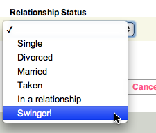 swinger relationship