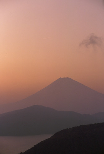 Fuji - Spring by Lono_Luno
