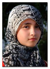 Afghane (Laurent.Rappa) Tags: voyage unicef travel portrait people afghanistan girl face children asia child retrato hijab afghan laurentr enfant fille ritratti ritratto regard peuple saarc laurentrappa