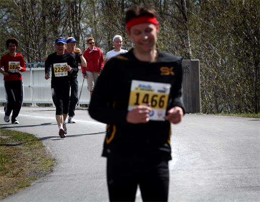 Terwamaraton at Oulu