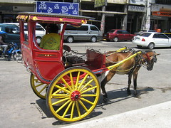ONLY IN THE PHILIPPINES (PINOY PHOTOGRAPHER) Tags: travel philippines wheels transportation manila binondo pinoy kalesa pilipinas calesa aplusphoto