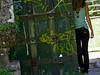Far Way (Sator Arepo) Tags: park door leica portrait sunglasses graffiti reflex tshirt castro zuiko vigo wayfarer rayban digilux digilux3 50mmmacroed montecastro parquecastro gettyimagesspainq1 iberiastreets gettyimagesiberiaq2 gettyimagesiberiaq3