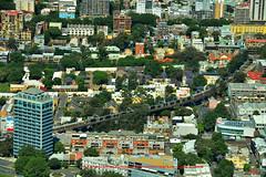 20151116 DSC_8246 (Lin.Jian Liang) Tags: 澳洲 雪梨 藍花楹 季節限定 d610 70200 小黑五 大三元 nikon 火車 城市 鐵道