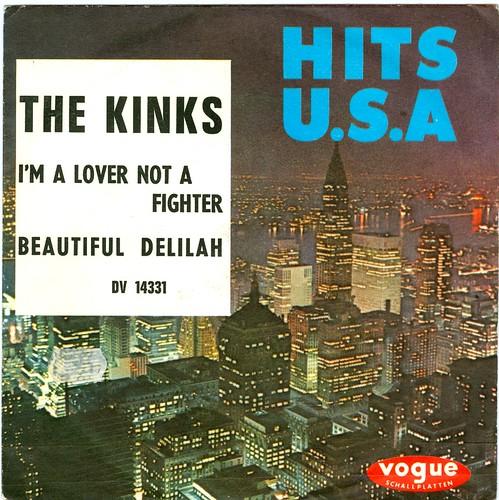 Flickriver Photoset Vinyl Singles Kinks The 1964