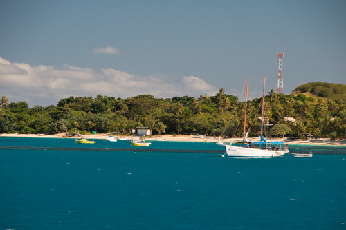 Vacaciones a la isla de Fiji
