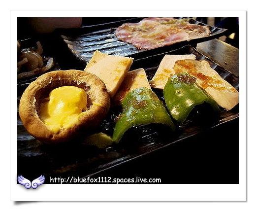 090719和樂燒肉通08_蔬菜盤