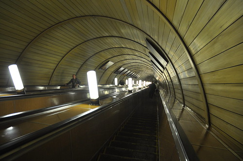Tret'Yakovskaya metro by Pirlouiiiit 12052011