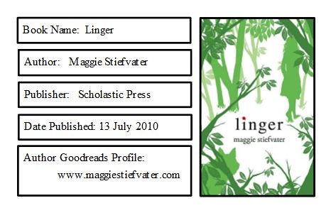 Linger Bookplate