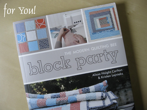 Block Party giveaway!