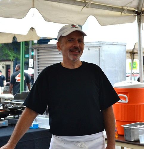 Andrew from Tastebuds American Bistro