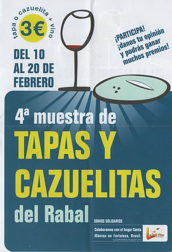 Zaragoza | Buddha | Tapas y cazuelitas del Rabal