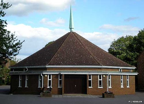 Christ the Eternal High Priest Catholic Church, Gidea Park, East London, England