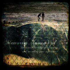 Memories - The dictionary of Image (s0ulsurfing) Tags: ocean sea people seascape art texture love beach water beautiful collage illustration writing photoshop wonderful bay design coast graphicdesign artwork graphic image artistic patterns memories shoreline creative silhouettes manipulation ps dirt spots creation coastal shore memory definition font coastline layers calligraphy script dust noise dictionary 2007 freshwater layering evocative freshwaterbay artisticexpression ttv s0ulsurfing fakettv artlibre aplusphoto thanksnesster thedictionaryofimage