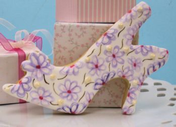 [Image from Flickr]:Easter Shoes