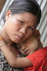 Marma mother (janchan) Tags: poverty portrait asia retrato burma documentary myanmar ritratto bangladesh reportage povert pobreza marma chittagonghilltracts