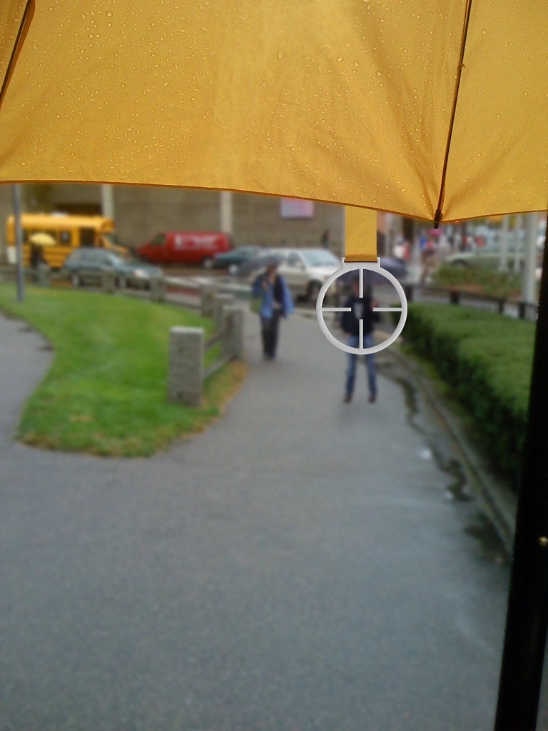 Umbrella for Urban Combat