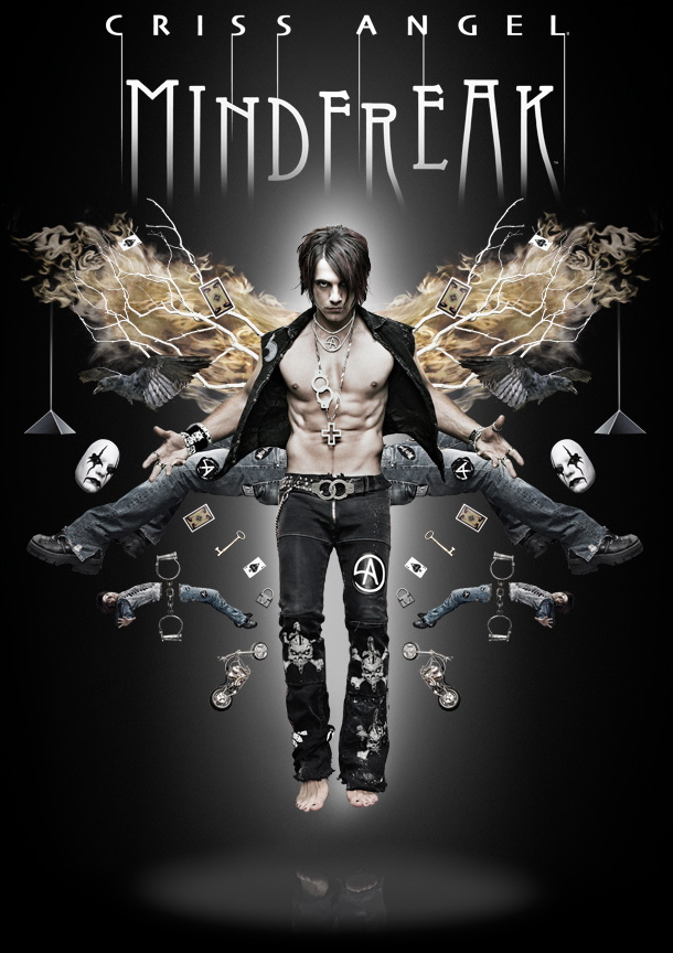 Criss Angel • Mind Freak