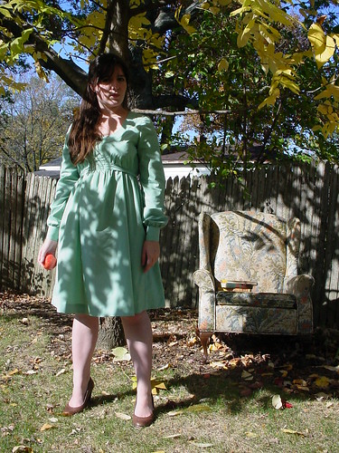 the Limberlost dress