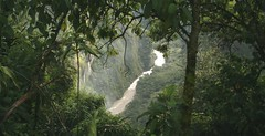 Rio Urubamba from Machu Picchu
