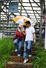 Anden & Shaliz (irwandy) Tags: cameron malaysia nd cameronhighlands teaplantation boh perak bohtea irwandy sungaipalas sungeipalas sgpalas ladangteh
