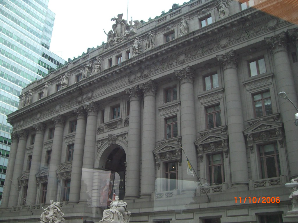 Alexander Hamilton US Custom House, NYC
