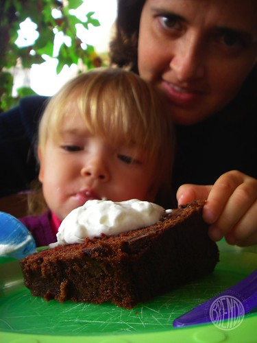 mmmmm... cake