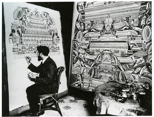 Augustin Lesage in studio by shawna-bo-bonna.