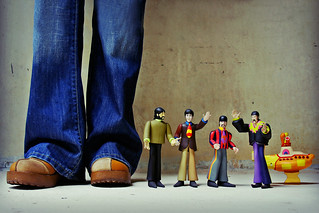 365 Days Project - Day 17: We all live in a yellow submarine