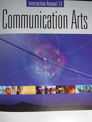 Communication Art / Interactive Annual - (cover)