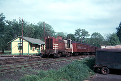 NH&I RR #100 (Million Views on 1-18-2015, Thank You Everyone!) Tags: railroad diesel tourist locomotive passenger