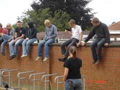 DSC00141 (jeugdhuischaos) Tags: de 2007 muur