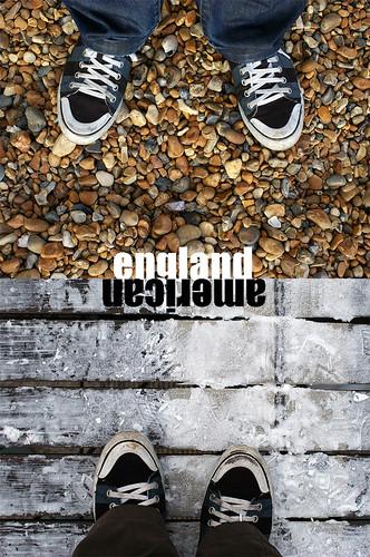 england american copy