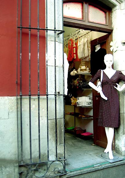 Mannequin in Oaxaca