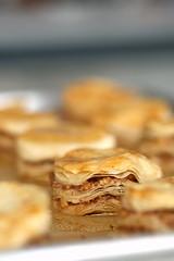 baked baklava