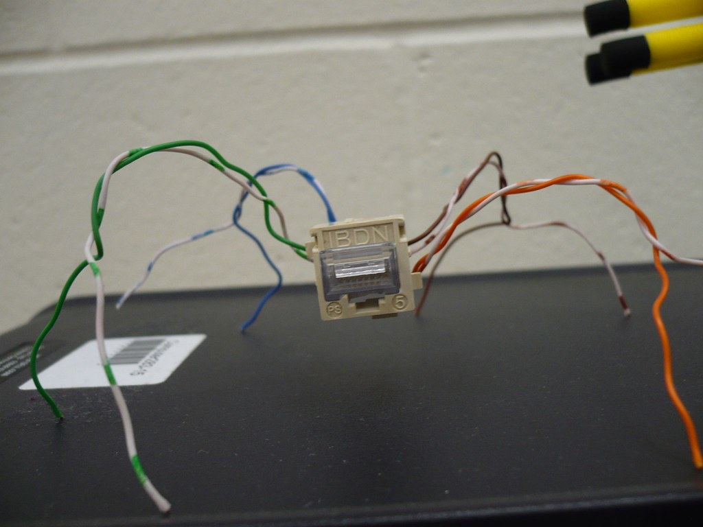 The World\'s Best Photos of ethernet and jack - Flickr Hive Mind