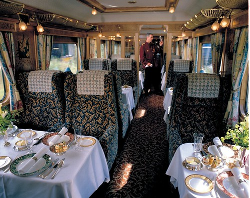 Carriage Orient Express Northern Belle