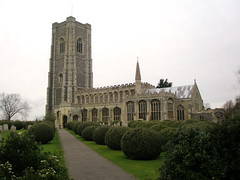 Parish Church of St Peter and St Paul, Lavenham