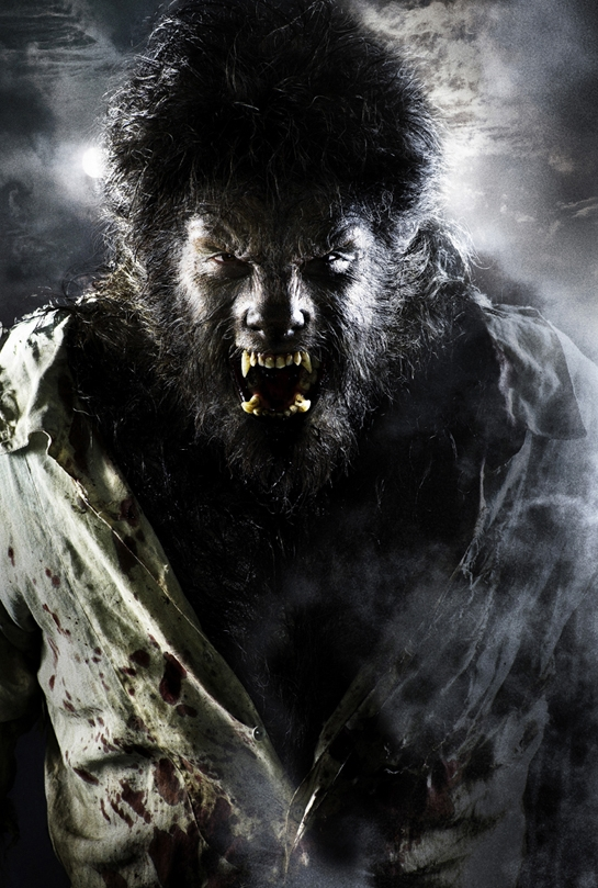 Hombre Lobo con Benicio del Toro
